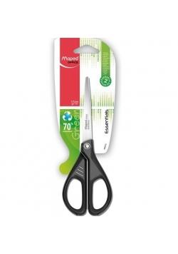 Nożyczki Essentials Green 17cm MAPED