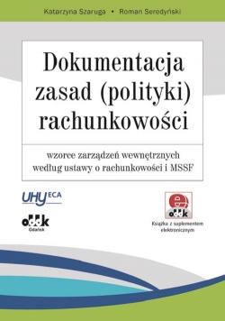 Dokumentacja zasad (polityki) rachunkowości RFK1242E