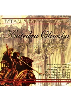 Katedra Oliwska. XLVI Koncert Inauguracyjny CD
