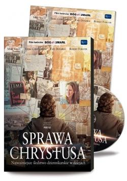 Sprawa Chrystusa + DVD