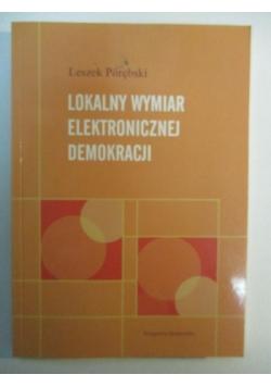 Lokalny wymiar elektronicznej demokracji