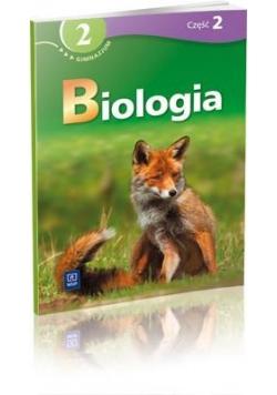 Biologia 2/2 podr z ćwcz. dla GIM specjalnego WSIP