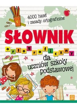 Słownik ortograficzny dla uczniów szkoły podstawow
