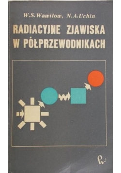 Radiacyjne zjawiska w półprzewodnikach