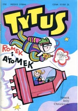 Tytus, Romek i A'Tomek. Księga III
