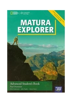 Matura Explorer Advanced Student's Book + DVD