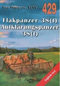 Flakpanzer 38(t) Aufklarungspanzer 38(t)...