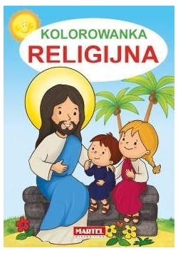 Kolorowanka religijna MARTEL