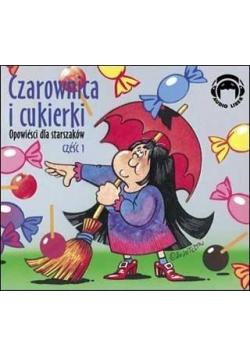 Czarownica i cukierki. Audio CD