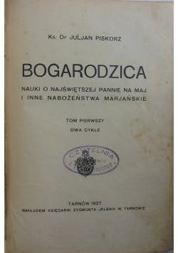 Bogarodzica,1927r.
