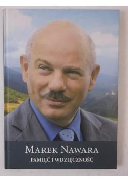 Marek Nawara. Pamięć i wdzięczność