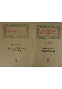Biblioteczka matematyczna 14,29