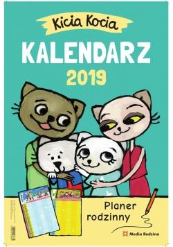 Kalendarz 2019 Kicia Kocia