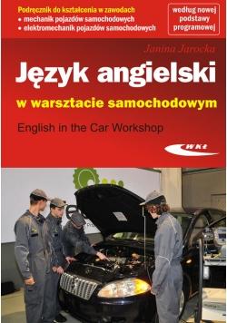 Język angielski w warsztacie samochodowym