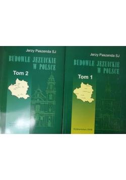 Budowle Jezuickie W Polsce, Tom 1-2