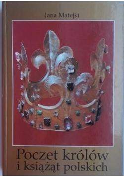 Poczet królów i książąt polskich Jana Matejki