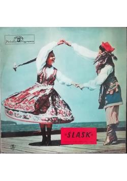 Zespół Śląsk, płyta winylowa
