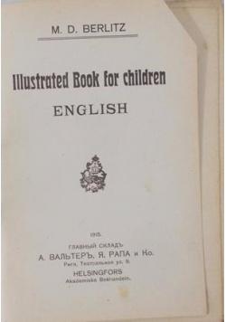 Illustrated Book for children