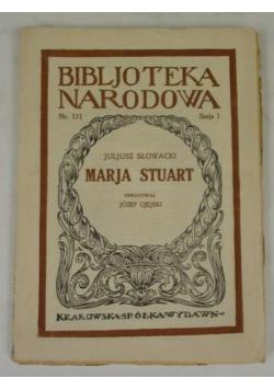 Marja Stuart, 1928 r., BN