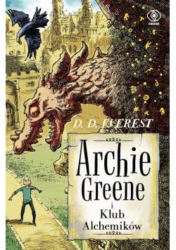 Archie Greene Tom 2 Archie Greene i Klub Alchemików