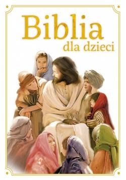 Biblia dla dzieci TW w.2018