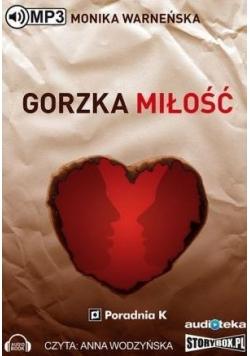 Gorzka miłość audiobook