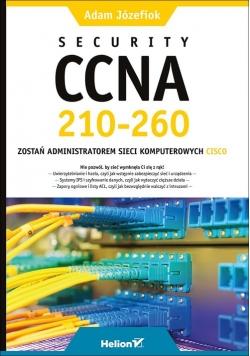 Security CCNA 210-260 Zostań administratorem sieci komputerowych Cisco