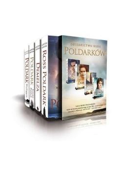 Pakiet Poldark (4 części)