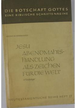 Die botschaft gottes, 1927 r.