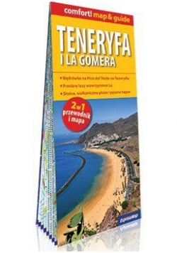 Comfort! map&guide Teneryfa 2w1