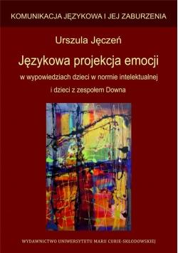 Językowa projekcja emocji w wypowiedziach dzieci..