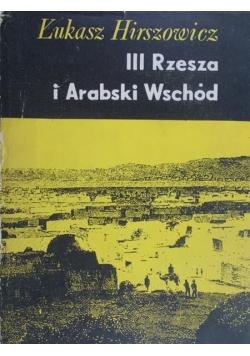 III Rzesza i Arabski Wschód