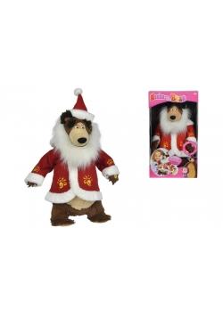 Masza i Niedźwiedź Świąteczny Misza