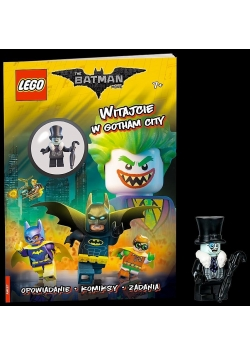 Lego Batman Movie. Witajcie w Gotham City!