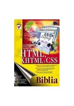 HTML, XHTML i CSS