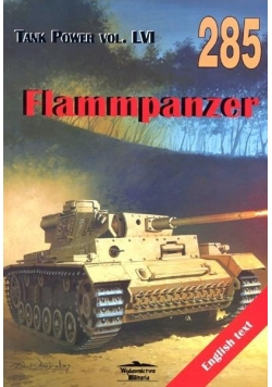 Flammpanzer. Tank Power vol. LVI 285
