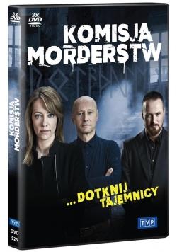 Komisja morderstw DVD