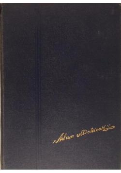 Dzieła poetyckie, 1934 r.