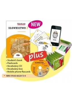 TESTUJ SWÓJ POLSKI PLUS - Słownictwo 2 pakiet