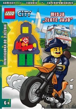 """LEGO City. Misja """"Złote jajo"""""""
