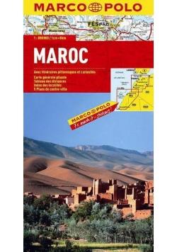 Mapa Drogowa Marco Polo. Maroko 1:800 000