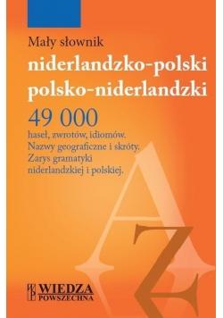Mały słownik niderlandzko-polski, pol-niderlandzki