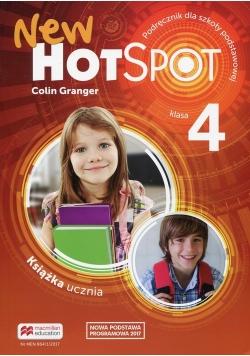 New Hot Spot 4 Książka ucznia