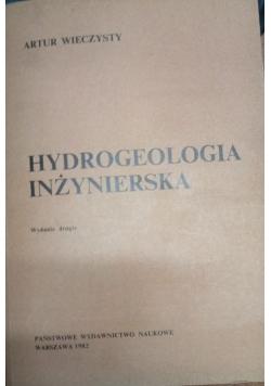 Hydrogeologia inżynierska