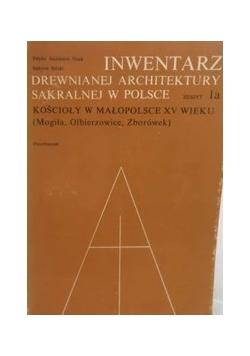 Inwentarz dawnej architektury sakralnej w Polsce 1a