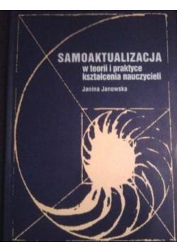 Samoaktualizacja w teorii i praktyce kształcenia nauczycieli
