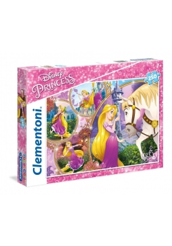 Puzzle 250 Superkolor Princess Tangled