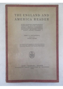 The England and America Reader, 1926 r.