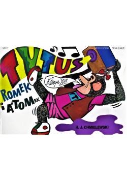 Tytus, Romek i A'Tomek - Księga 17 w.2017