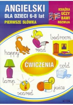 Angielski dla dzieci z.11 6-8 lat LITERAT